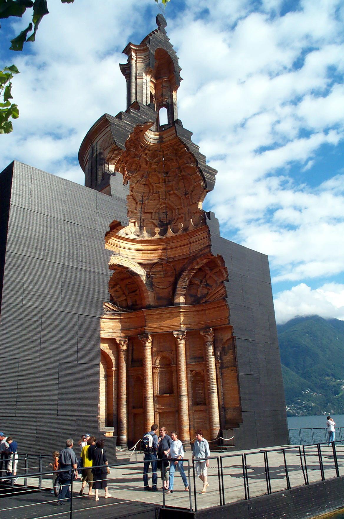 San Carlo alle Quattro Fontane, Lugano;