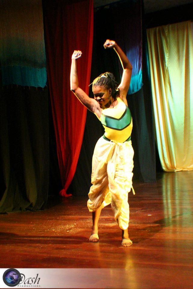 Kimiko Afro
